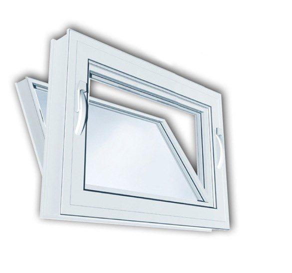 Basement Hopper Windows