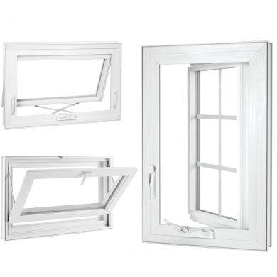 Casement & Awning Windows